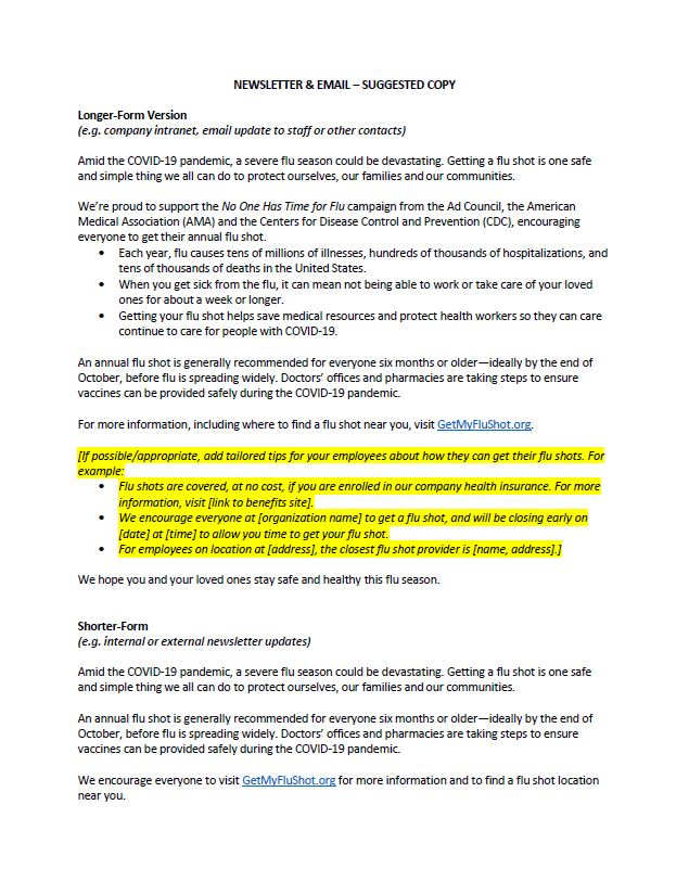 Flu - Newsletter - Image - 10.7.21